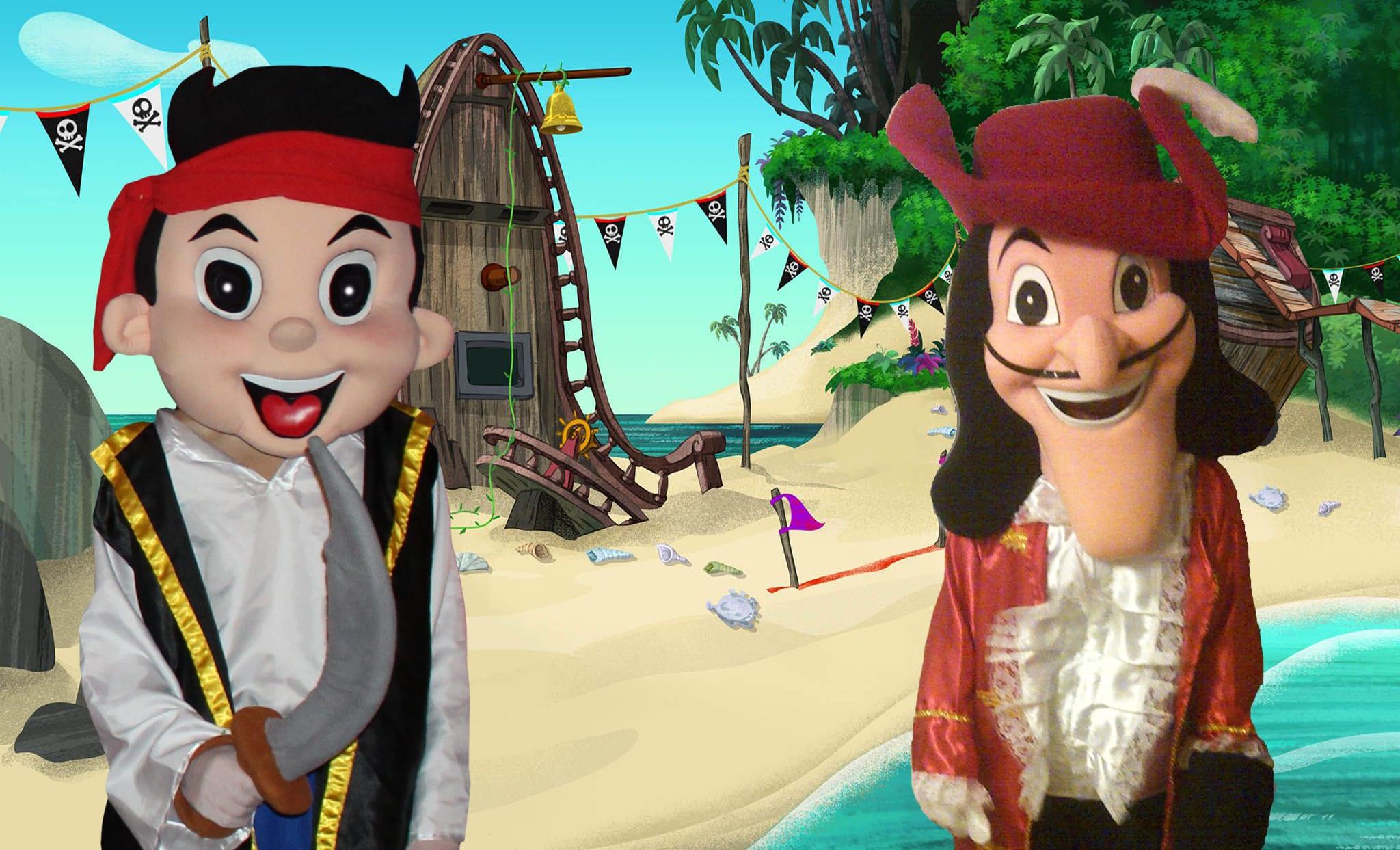 Blake and the Neverland Pirates