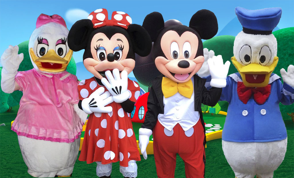 Mouse & Friends