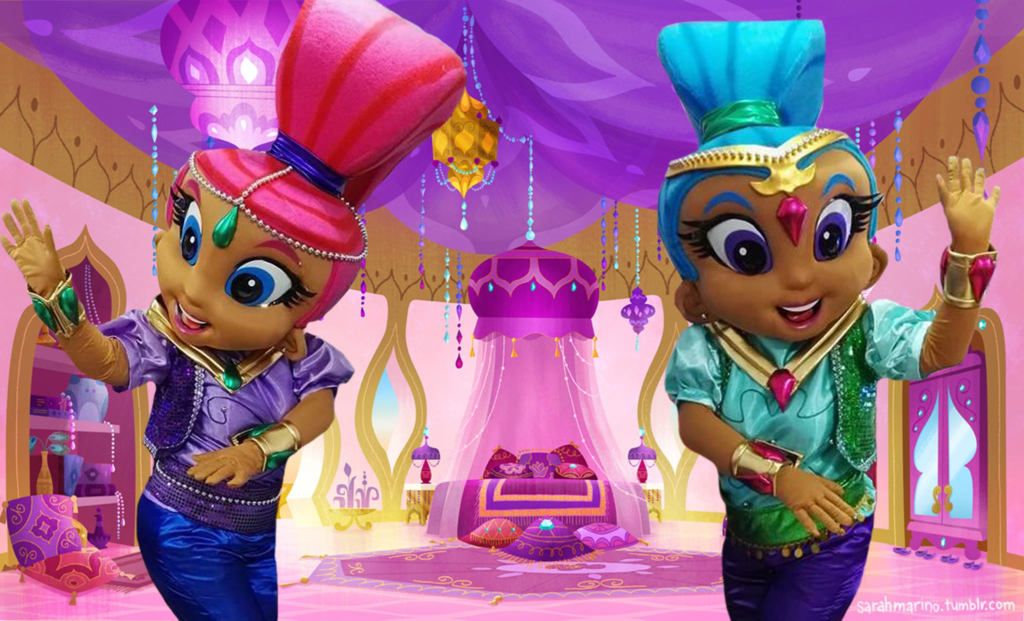 Genie Girls