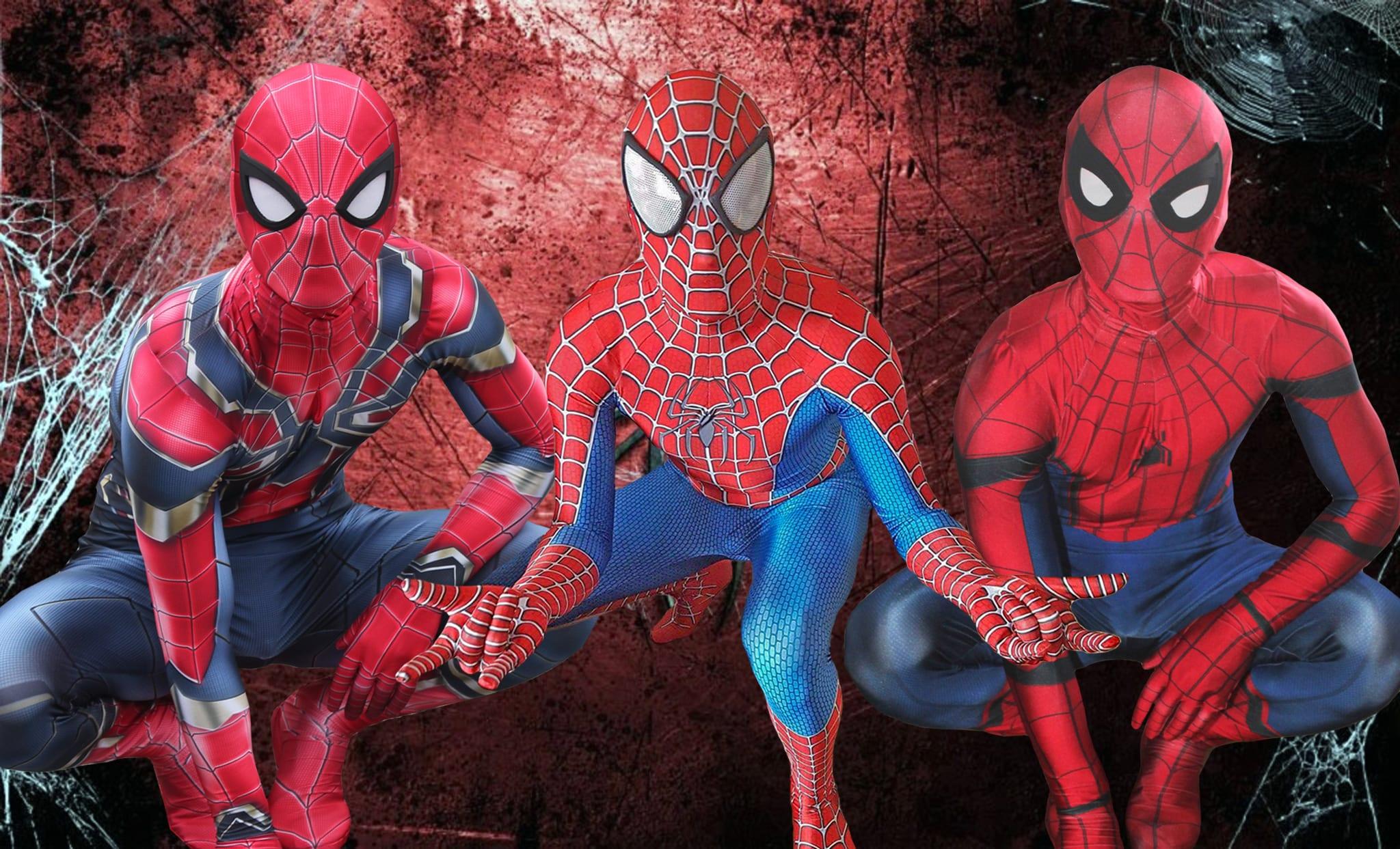 Spider Boys