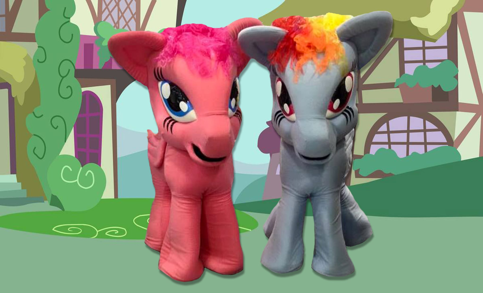 My Small Ponies