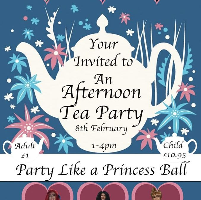 Party Like a Princess Ball