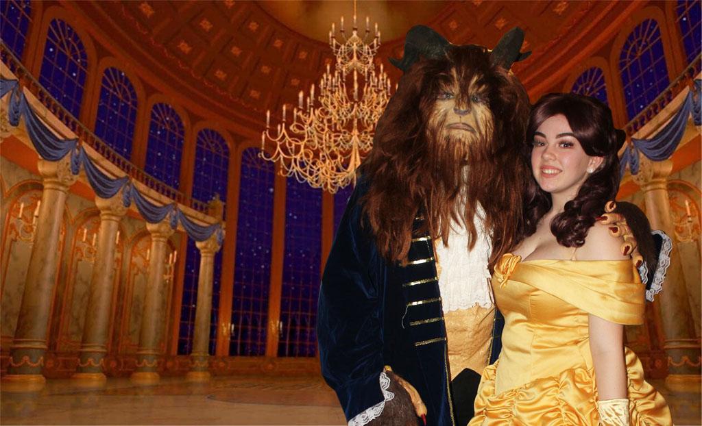 Princess Bell & Beast