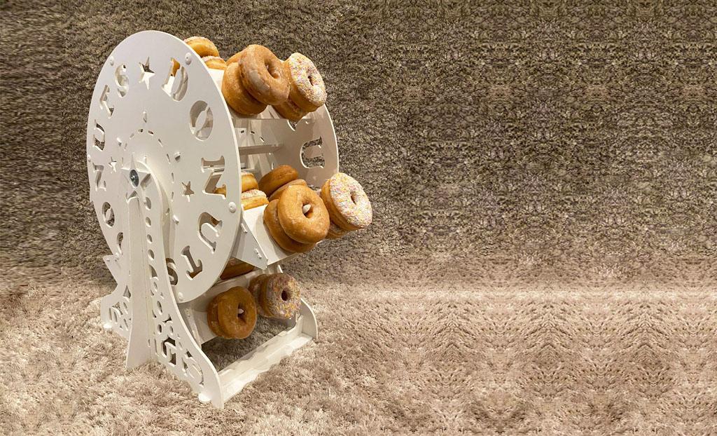 Doughnut Ferris Wheel
