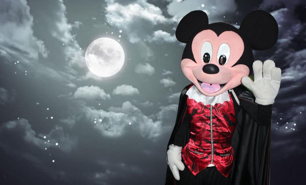 Vampire Mikey