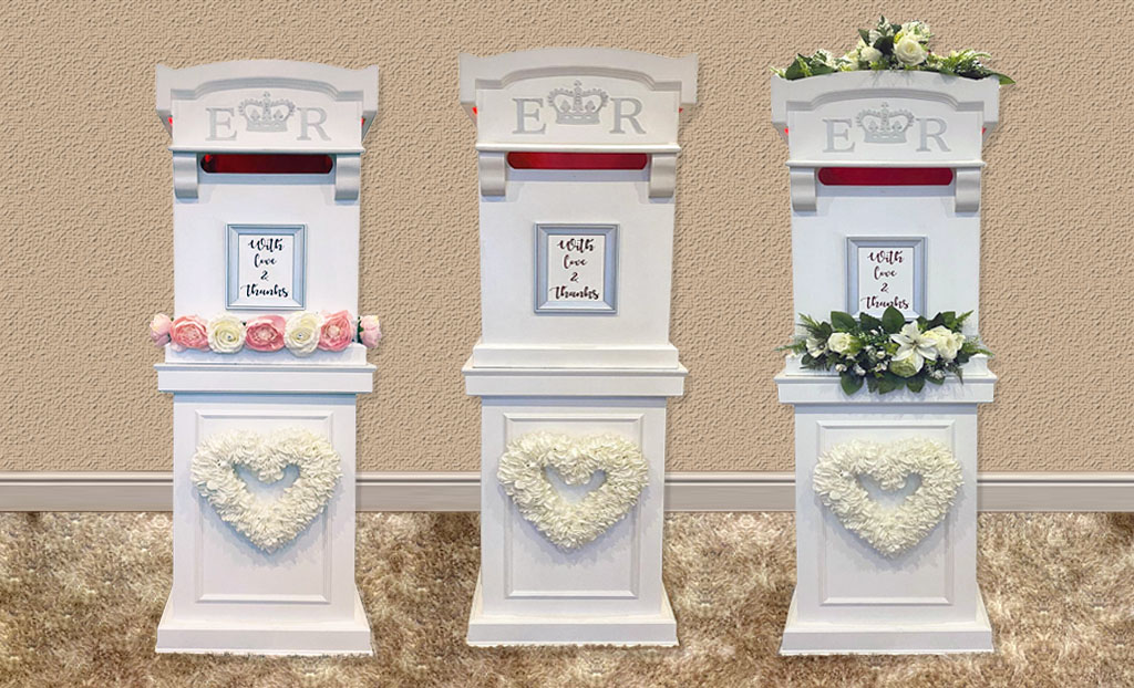 Wedding  Post Boxes